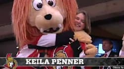 Girl Banned From Wearing Sens Jersey Gets An Awesome