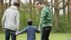 Ce que signifie être parents gais en
