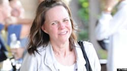 Sally Field sans maquillage