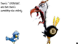 Chirp, Chirt, Chirp: Boston Bruins Fans Are The Worst