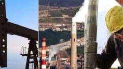 Staggering Alberta Oil Production