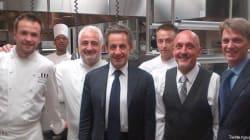 Sarkozy à Las Vegas : une conférence et un bon