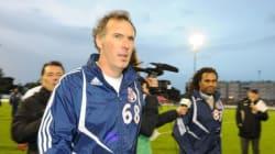 Laurent Blanc futur entraîneur du PSG