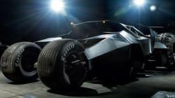 Une Batmobile plus vraie que nature