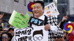 Psy, un «herpès de la musique»
