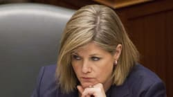 Ontario NDP Will Prop Up Liberals.. For