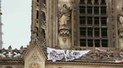 Garde d'enfants : le dernier père retranché dans la cathédrale d'Orléans est