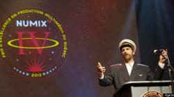 4e gala des Prix NUMIX : la crème du multimédia