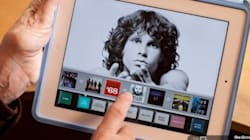 Il mito dei The Doors rivive in una App