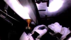 DIRECTO: Dos astronautas reparan una fuga en la Estación