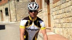800 kilómetros en bici sin pausas para luchar contra el