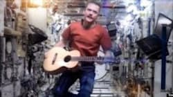 Chris Hadfield To Release First Album Ever Recorded In