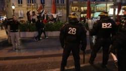 Violences au Trocadéro : les forces de l'ordre mises en