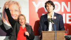 Yvonne Jones Wins Labrador