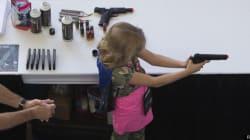 L'industrie des armes voit les enfants comme des