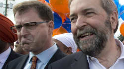 B.C. NDP To Lick Its