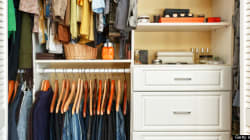 Closet Organizing Ideas for Small