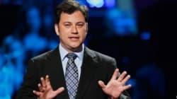 Jimmy Kimmel Named 'Most Dangerous Celebrity' On