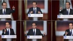Conférence de presse de Hollande: 10 questions qu'il ne pourra pas