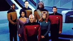 Watch: HuffPost Canada Staff Picks Fave 'Star Trek: TNG'