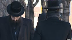 Une secte juive ultra-orthodoxe fuit en