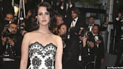 Lana Del Rey's Retro