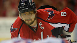 Alex Ovechkin Just Hit A Major Career