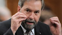 Was Mulcair Once Offered A