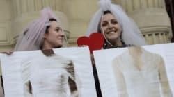 Un premier mariage gay dès
