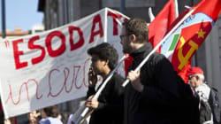 Fiom in piazza contro austerità e
