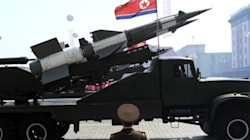 La Corée du Nord a effectué un nouveau test de tir de missile, le 5e en 3