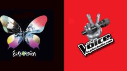 Sur Twitter, le combat Eurovision vs