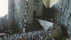 150.000 pièces de Lego pour reconstituer une scène du Seigneur des