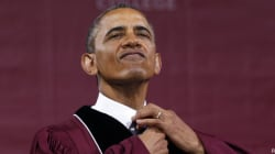 Barack Obama toujours aussi