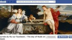 Une Journée du nu sur Facebook contre la censure du réseau