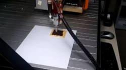 Une imprimante à pizza pour les astronautes (et bientôt pour