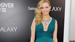 LOOK: Heather Graham's 'The Hangover'