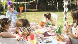 Now We're Sending Invoices? Kids' Birthday Parties Are