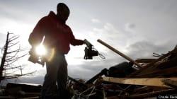 Tornade: les habitants retrouvent leurs maisons