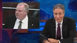 WATCH: Jon Stewart SAVAGES Rob Ford On Crack