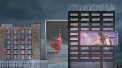 L'Espace Danse Québec s'empare des murs de l'édifice
