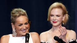 Sharon e Nicole regine per Amfar a Cannes