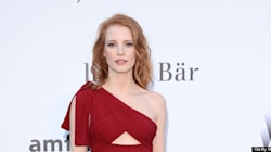 Jessica Chastain Channels Jessica