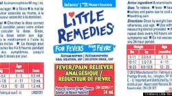 Children's Fever Medicine
