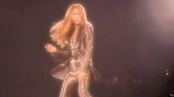 Céline Dion danse (presque) sur le dernier Daft
