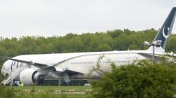 Un avion de ligne pakistanais dérouté à Londres, deux personnes