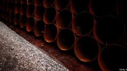 Burnaby Oil Pipeline Takes Next