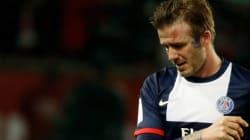 David Beckham prend sa retraite sur une fausse