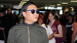 Psy sbarca a Roma. Per prima cosa chiede noodle e sigarette (FOTO,