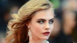 Cara Delevingne sexy dans la nouvelle campagne La